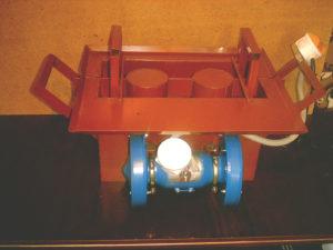 Мини станок для домашнего бизнеса для производства шлакоблоков.
