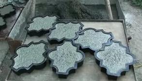 оборудование для тротуарной плитки