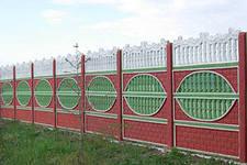 Цены на формы для бетонных декоративных заборов