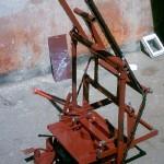 Мини завод для производства строительных блоков-шлакоблоков